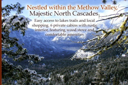 Lost River Resort in Mazama, Methow Valley - Cabins | RV ...